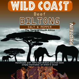 Salt & Pepper Biltong