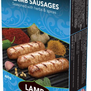 KQF Lamb Sausages