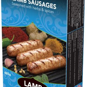 KQF Lamb Sausages