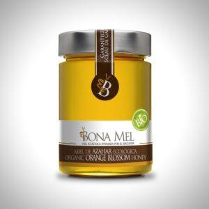 Raw Organic Honey – Orange Blossom