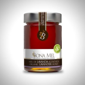 Raw Organic Honey – Lavender