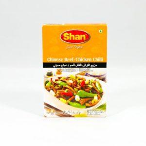 Shan Beef/Chicken Chilli