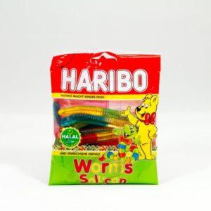 Haribo Worms