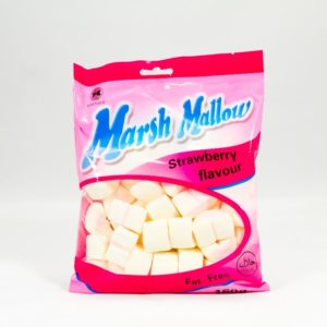 Marshmallows – Heart Shaped