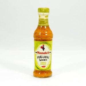 Nando's Peri Peri Lemon & Herb Sauce