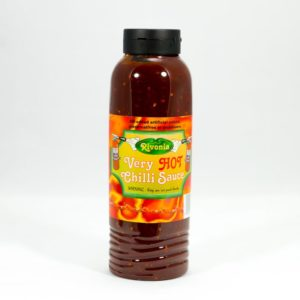 Rivonia Very Hot Chilli Sauce