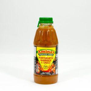 Amina's Portuguese Sauce & Marinade