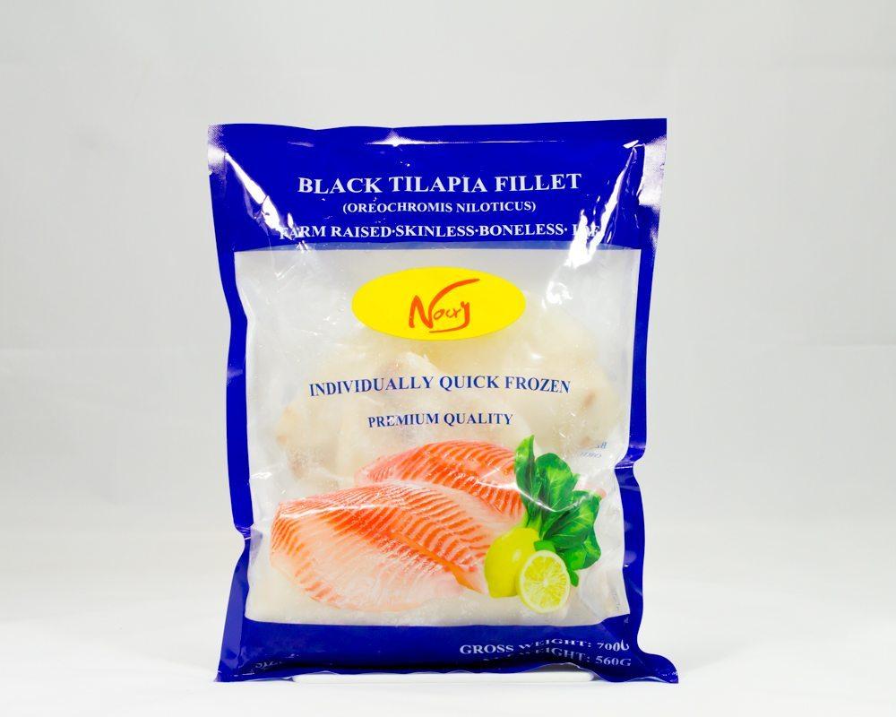 Buy Halal Tilapia Fillets 700g Online Uk Frozen Halal