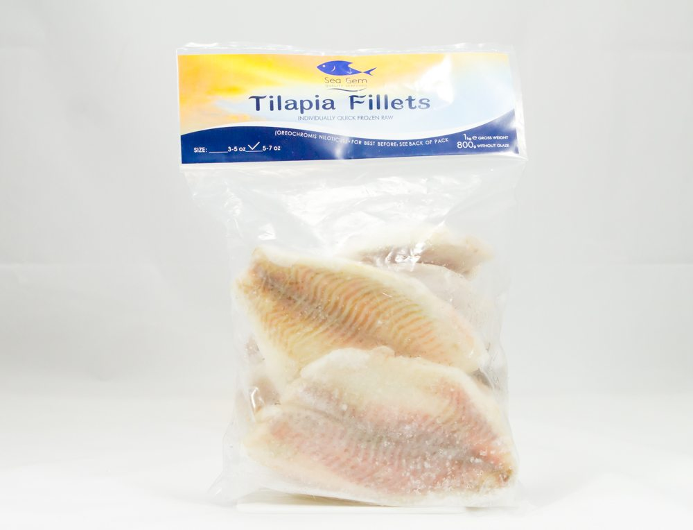Buy Halal Tilapia Fillets 1kg Online Uk Frozen Halal