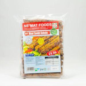 Nemat Meat Seekh Kebab