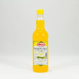 Dias Passion Fruit Syrup