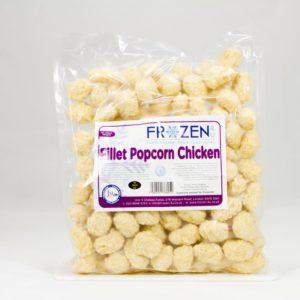Frozen 4 U Fillet Chicken Poporn