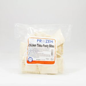 Frozen 4 U Chicken Tikka Pasty Bites