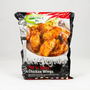 "Hot 'N"" Spicy Chicken Wings"