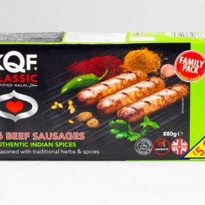 KQF Beef Sausages