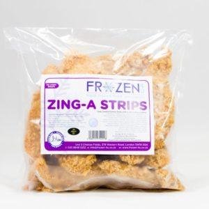 Frozen 4 U Zing-A Strips