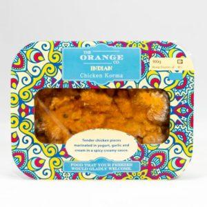 Orange Co. Chicken Korma