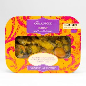 Orange Co. Mixed Veg Masala