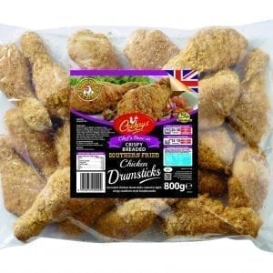 Ceekays Chef's Southern Fried Breaded Chicken Drumsticks