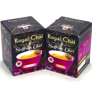 Royal Chai – Saffron