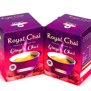 Royal Chai – Ginger