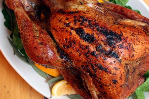 Making a Desi Tandoori Turkey for Christmas