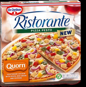 Ristorante Pizza - Quorn Pesto