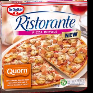 Ristorante Pizza – Quorn Royale