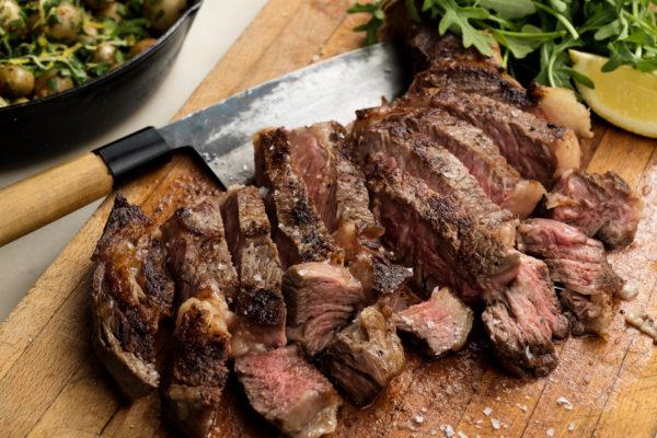 How to a make the perfect rib-eye steak (recipe)