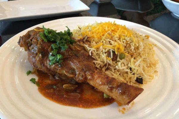 Hyderabadi Biryani With Lamb Shanks (Eid Recipe)