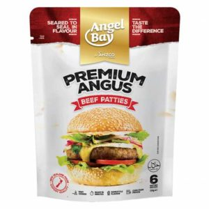 Angel Bay Premium Angus Beef Patties