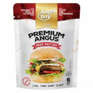 Angel Bay Premium Angus Beef Patties