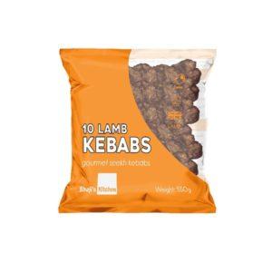 Bhajis Lamb Kebabs